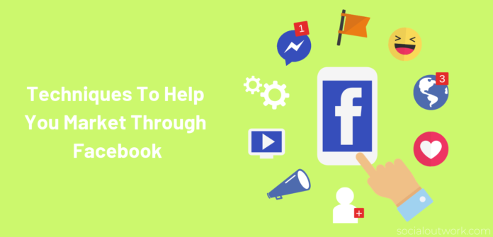 Tips for Facebook Marketing